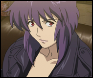 Watch Ghost in the Shell on its official site.