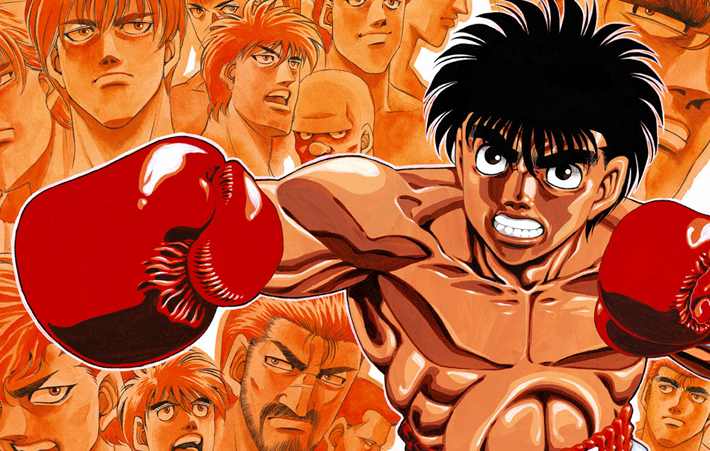 Hajime no Ippo Part Two – 2GAM