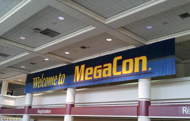 MegaCon 2012 – 2GAM