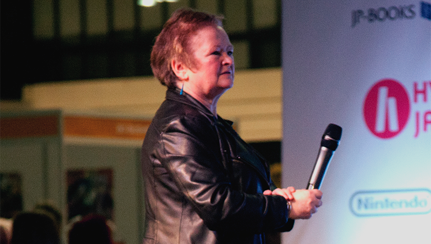 Helen McCarthy – A3K Panel