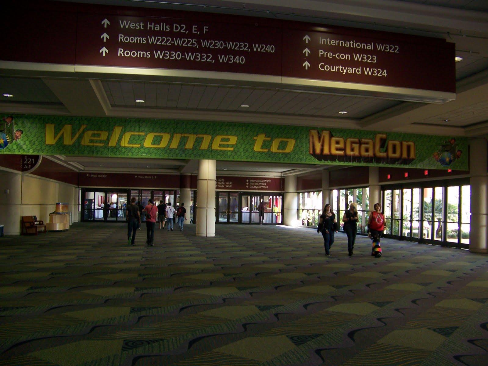 MegaCon 2011 – Bonus Round