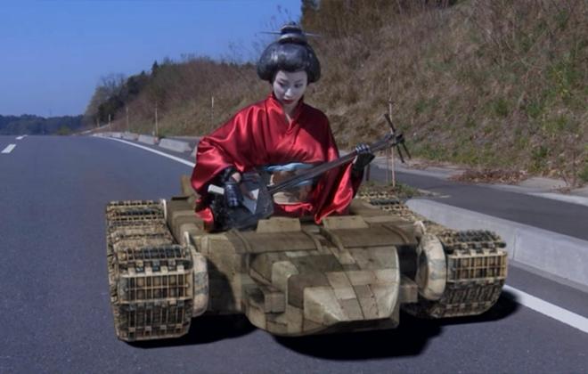 RoboGeisha! – Bonus Round