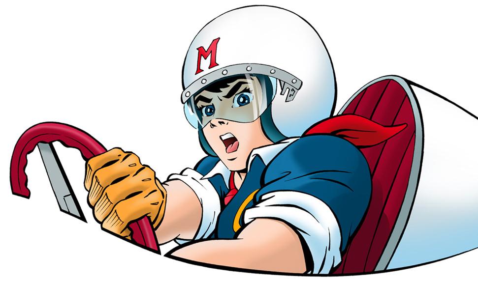 Speed Racer Comic – Bonus Round