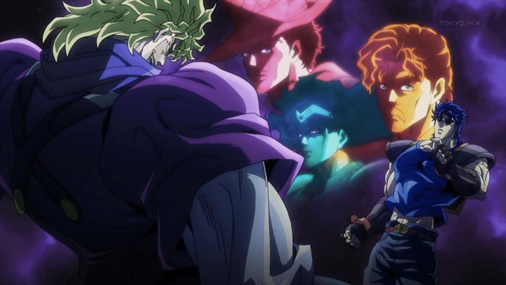 Phantom Blood – 2 Guys and a Mic