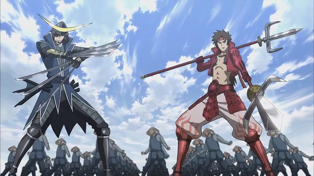Sengoku Basara: Samurai Kings – 2GAM