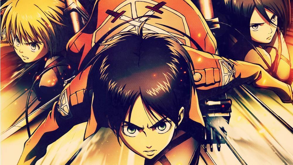 Attack on Titan – Manga Corner