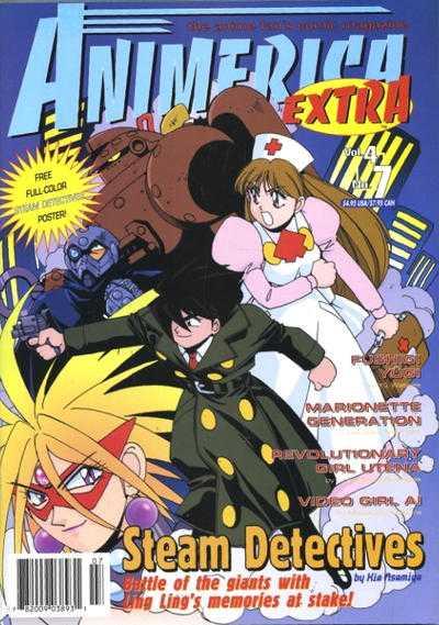 Pulp Anime Magazine