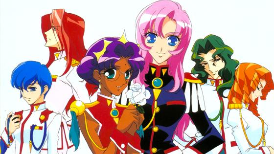 Revolutionary Girl Utena – Nanashi