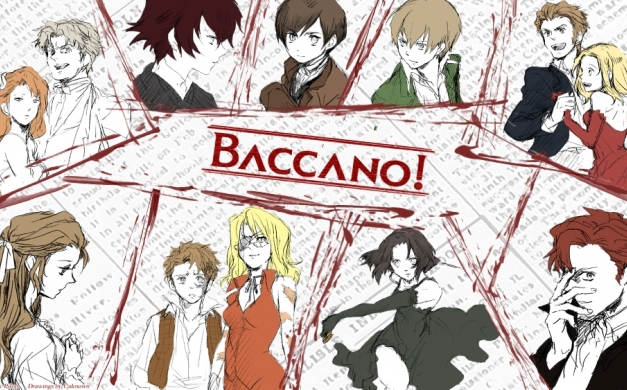 Baccano & Other Overlooked Anime – A3K Podcast