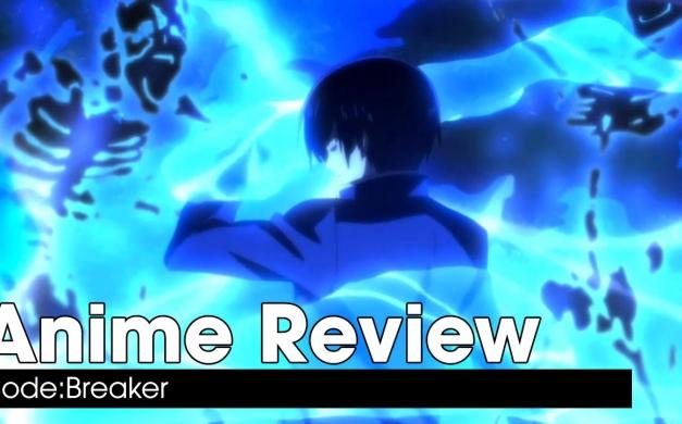Anime Review: Code:Breaker