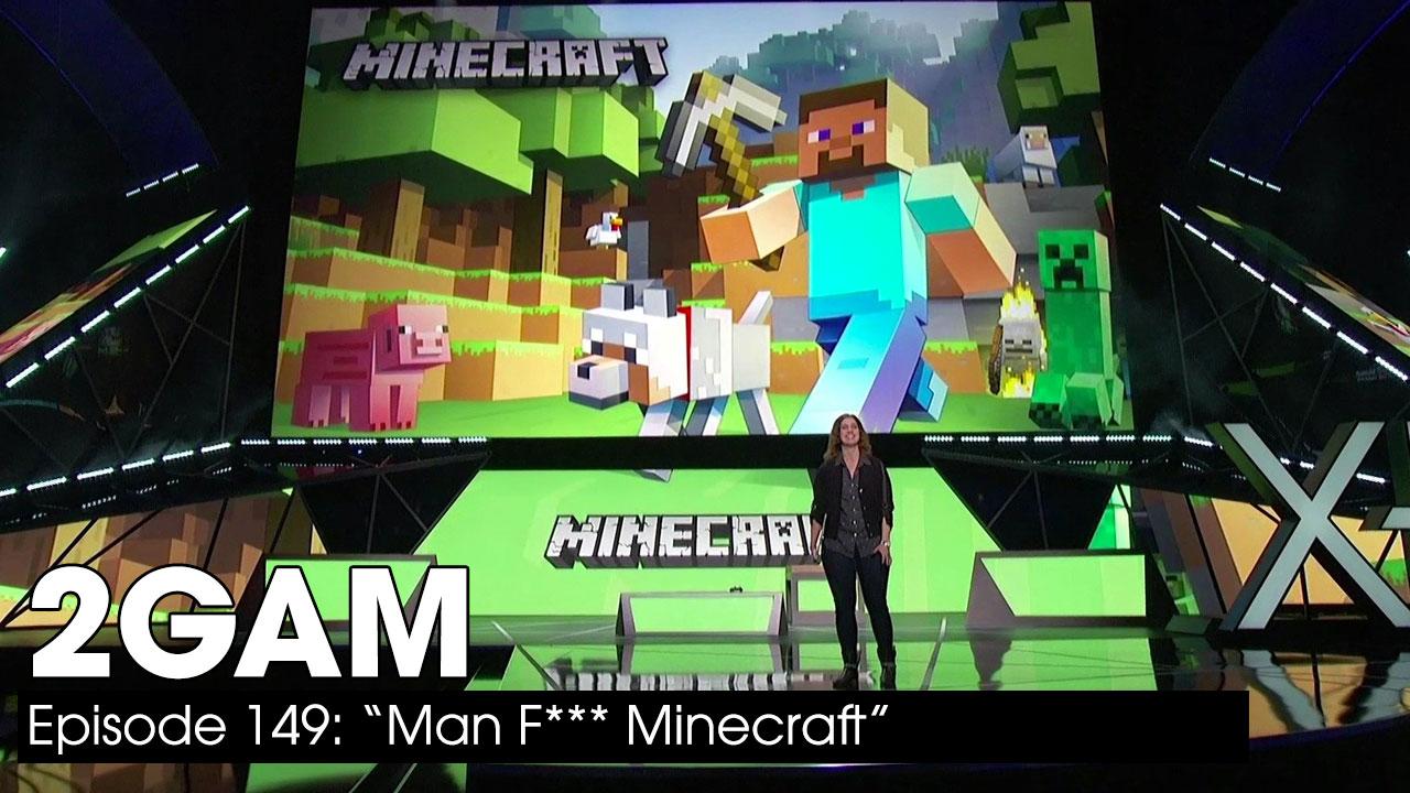 Man F*** Minecraft – 2GAM