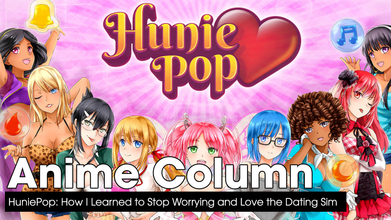 HuniePop: How I Learned to Stop Worrying and Love the Dating Sim