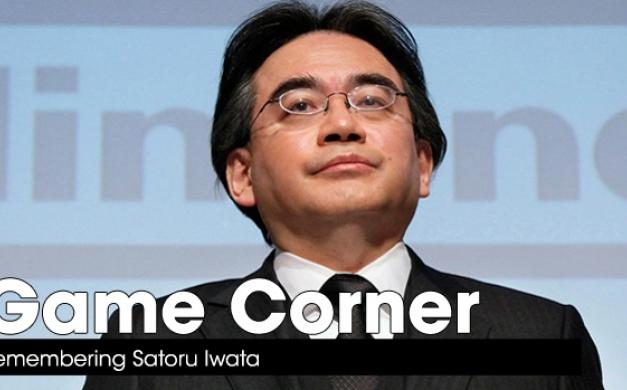 Remember Satoru Iwata