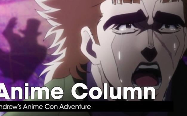 Andrew's Anime Con Adventure