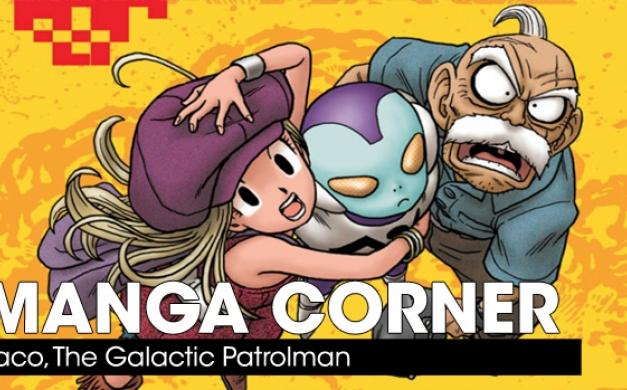 Jaco, The Galactic Patrolman – Manga Corner