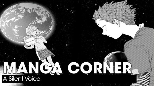 A Silent Voice – Manga Corner